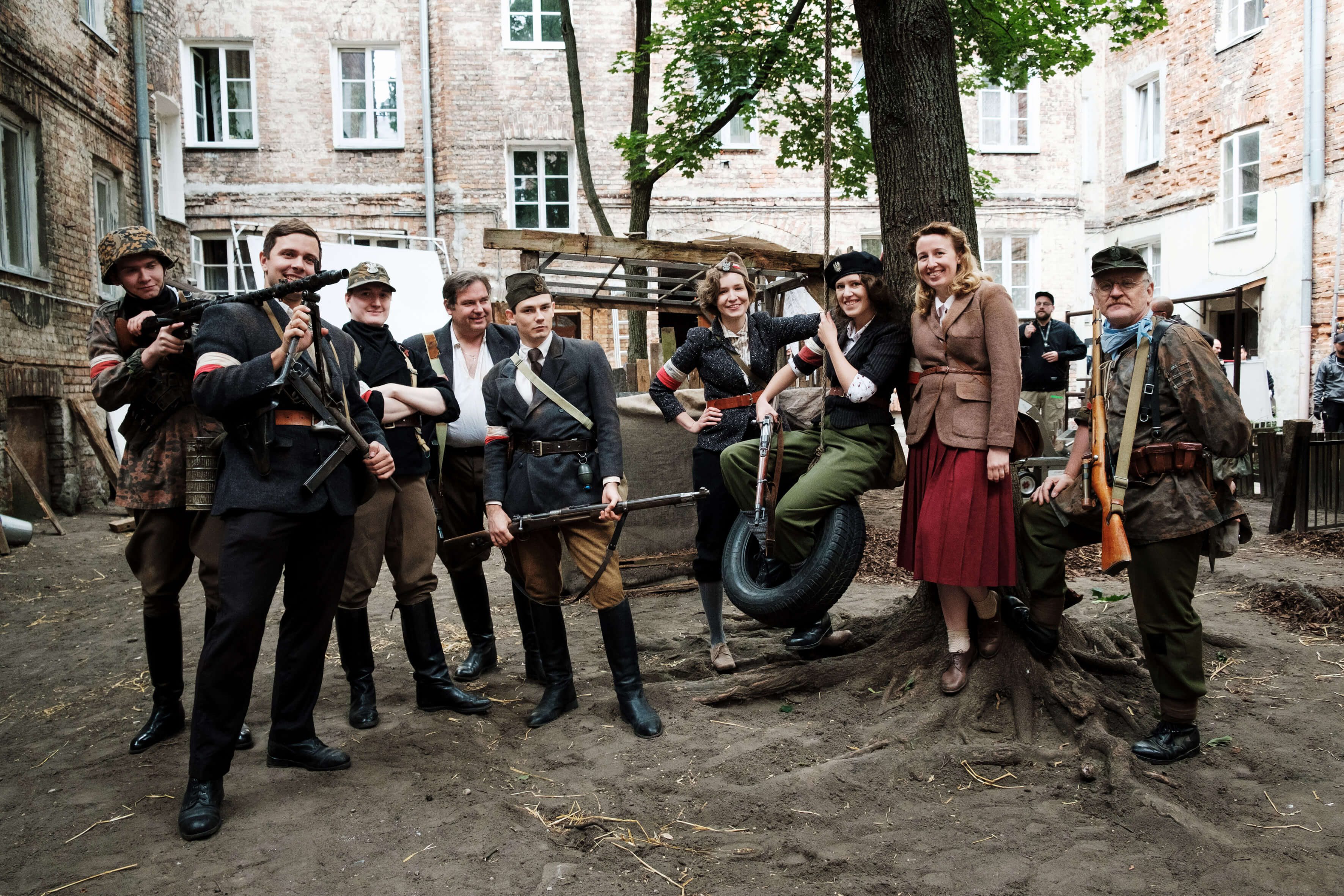 Warsaw Uprising – Campaign